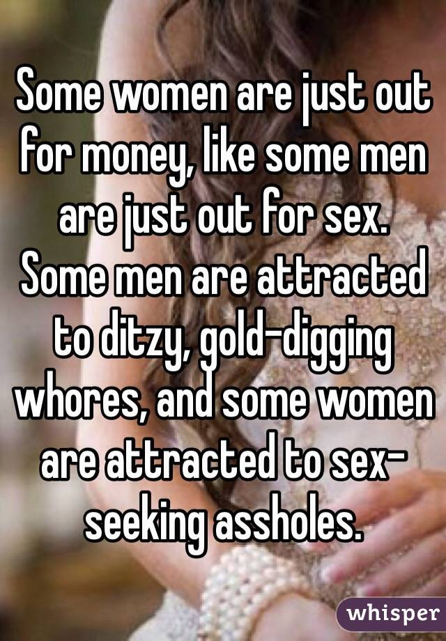 Are men with money assholes