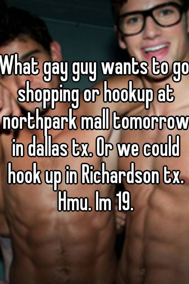 Gay hookup dallas