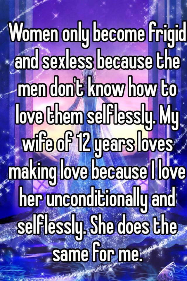 Men who dont know how to love