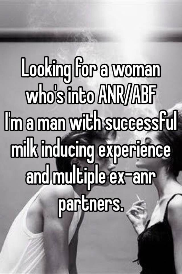 Looking for anr