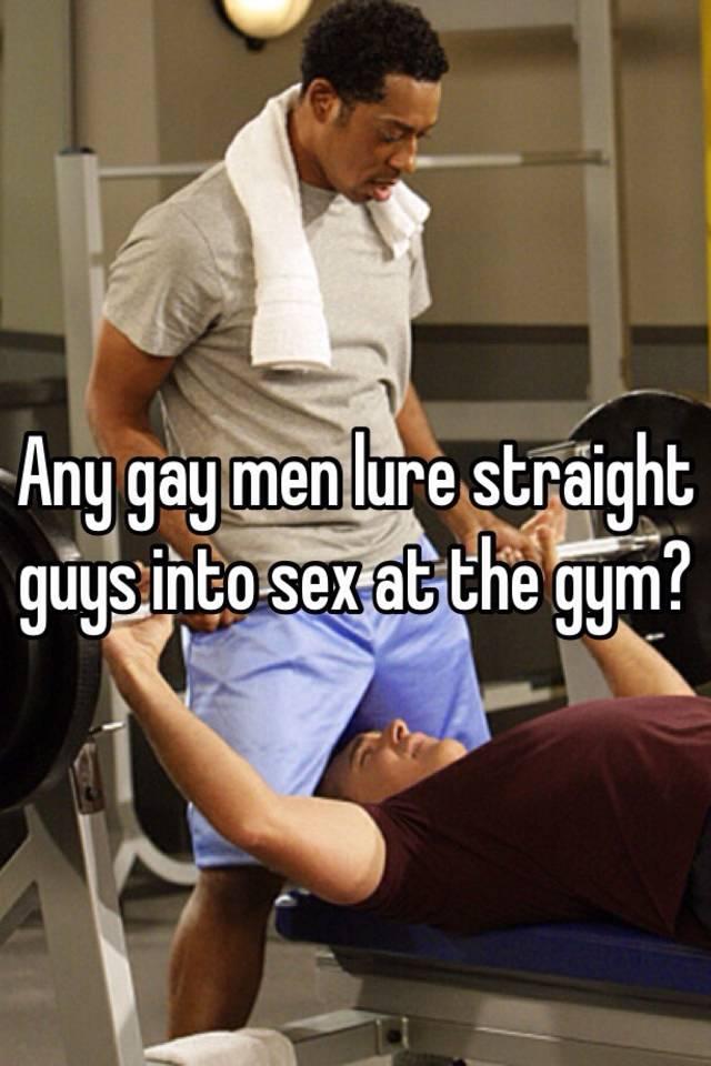 Gay sex at l a fitness