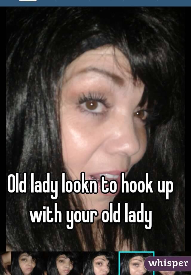 hook up lady