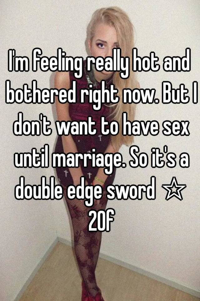 Want to have sex now ideal