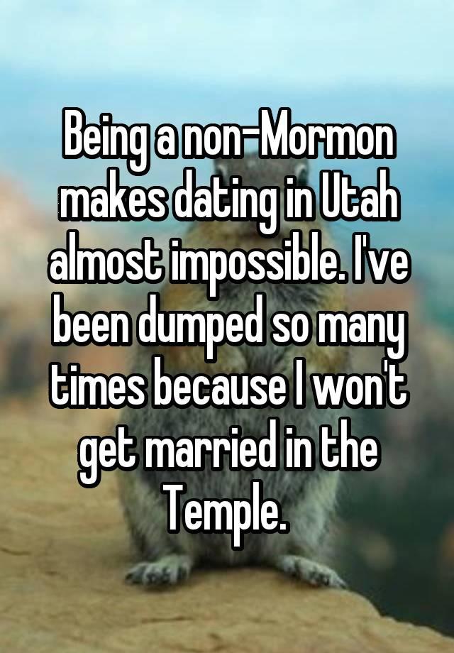 mormon dating non mormon