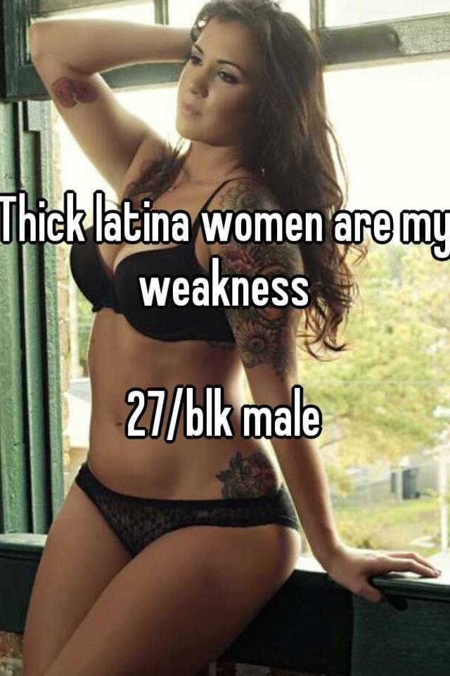 Thick latina women pics