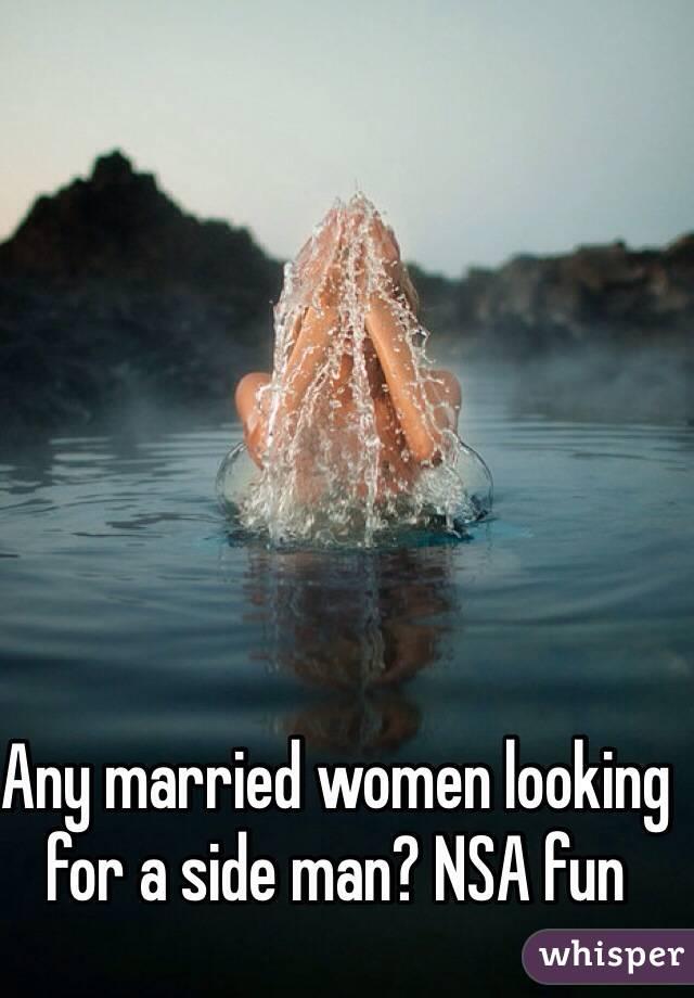 Women looking for nsa fun