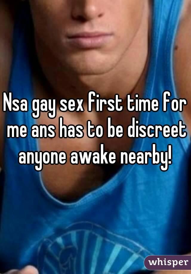 gay sex nsa