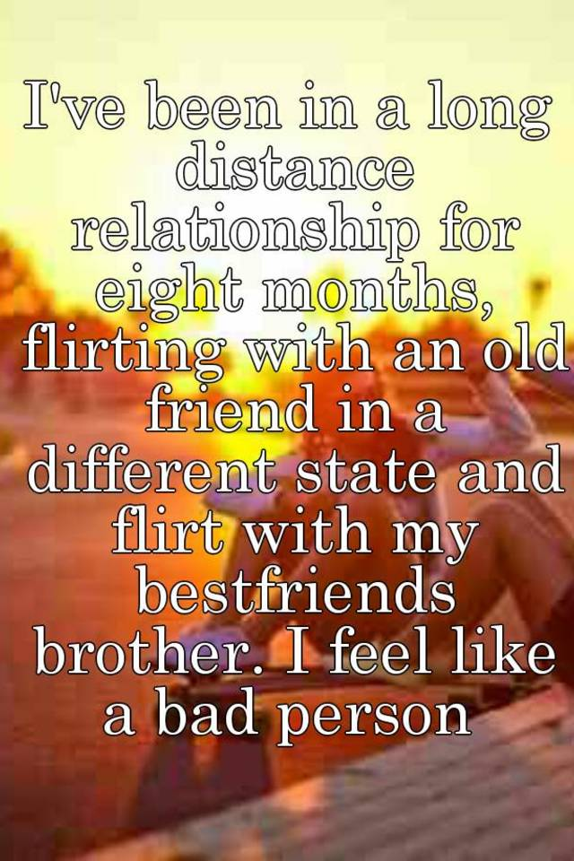 Flirt With Friend Old How An To