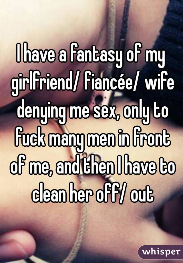 Fuck My Wife Then Me