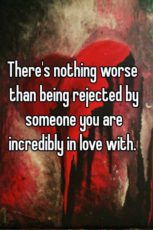 Soul-Crushing Rejection...And How to Deal With It