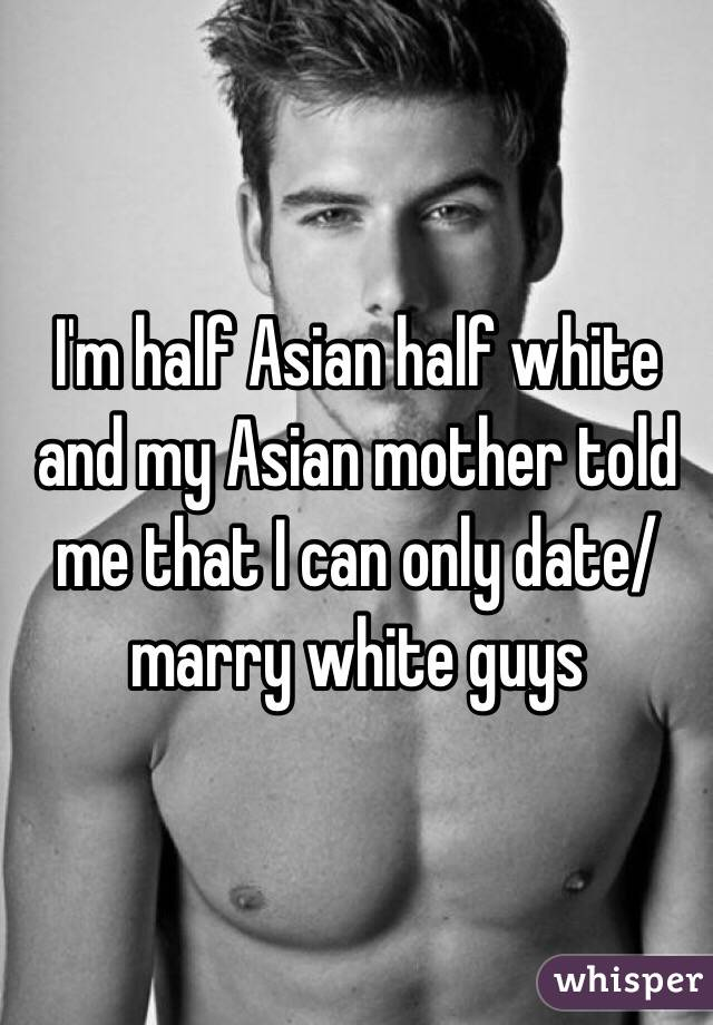 I m dating an asian