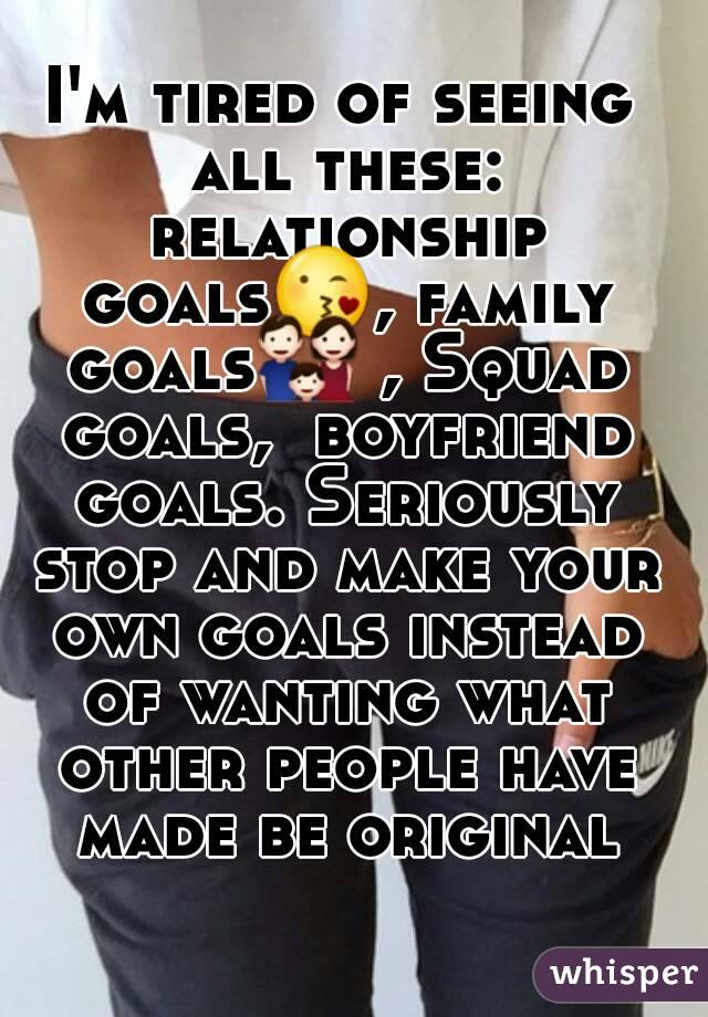 attain family goals relationship
