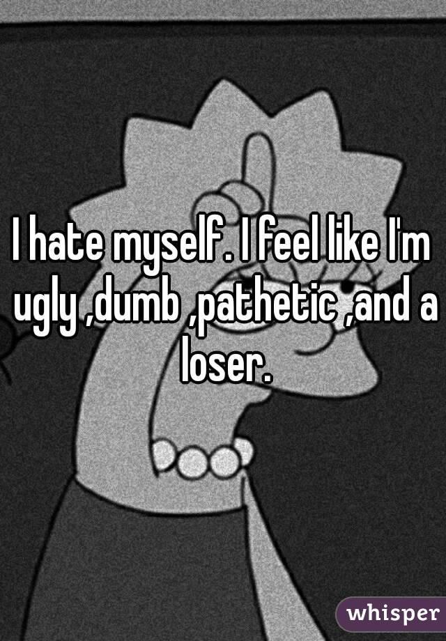 pity, that