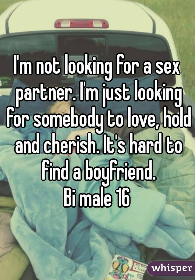Looking sex partner