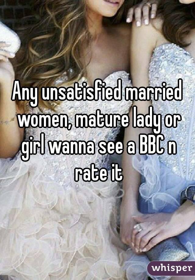Rate mature women