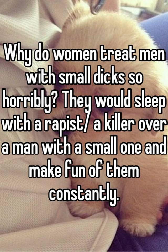 Women Who Love Small Dicks