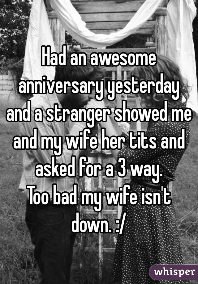 My Wife And Stranger