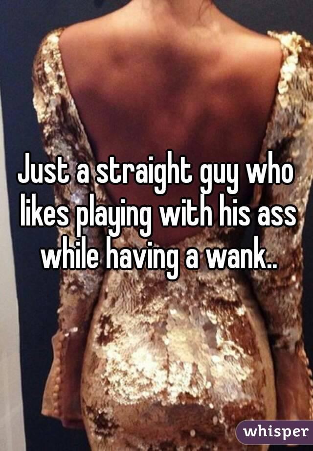 Straight Guy Jerking Off