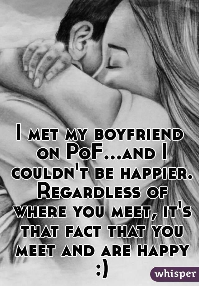 when will i meet my boyfriend