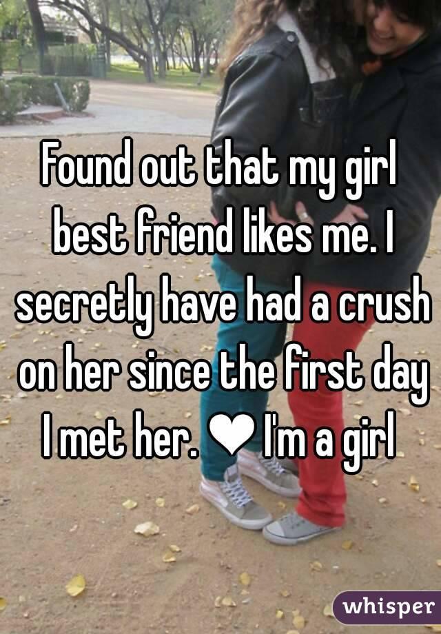 mygirl friend likes girls