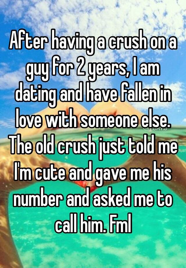 dating for over a year