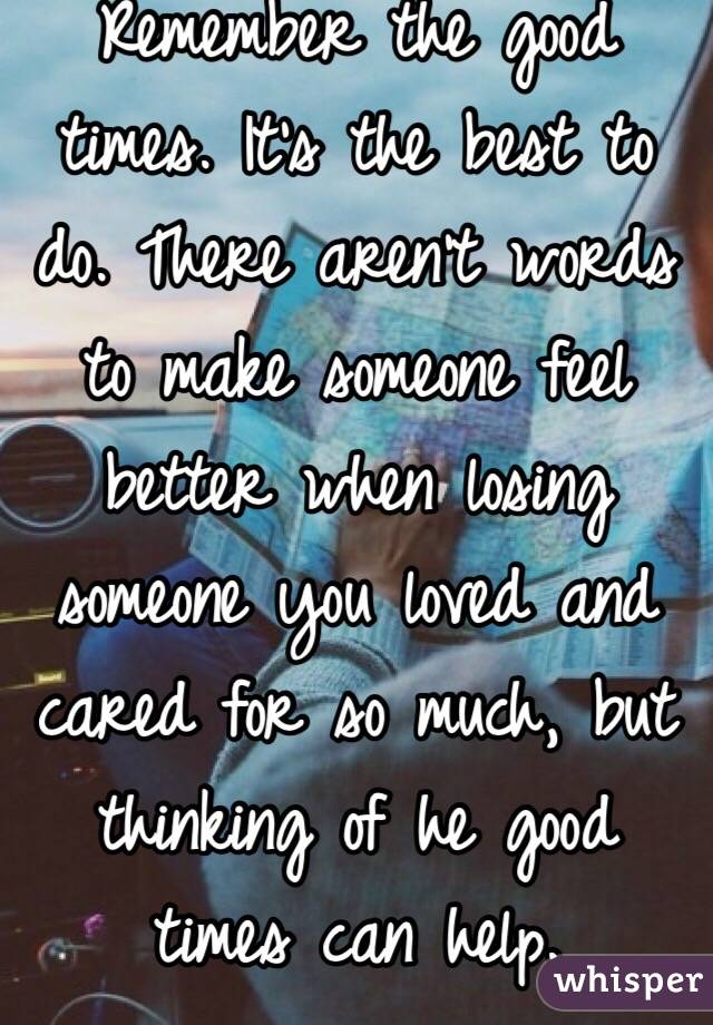 Words to make someone feel special
