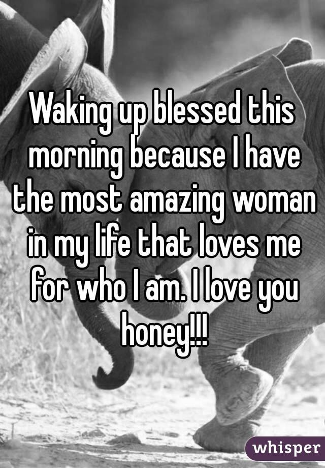 To the woman i love the most