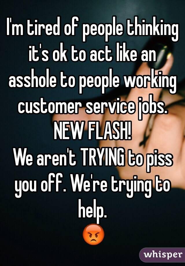Im an asshole flash