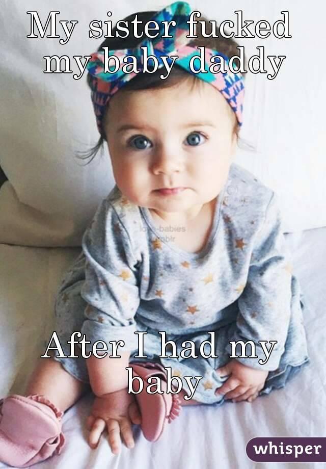 I fucked my infant sister