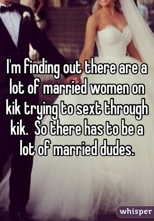 How to find women on kik