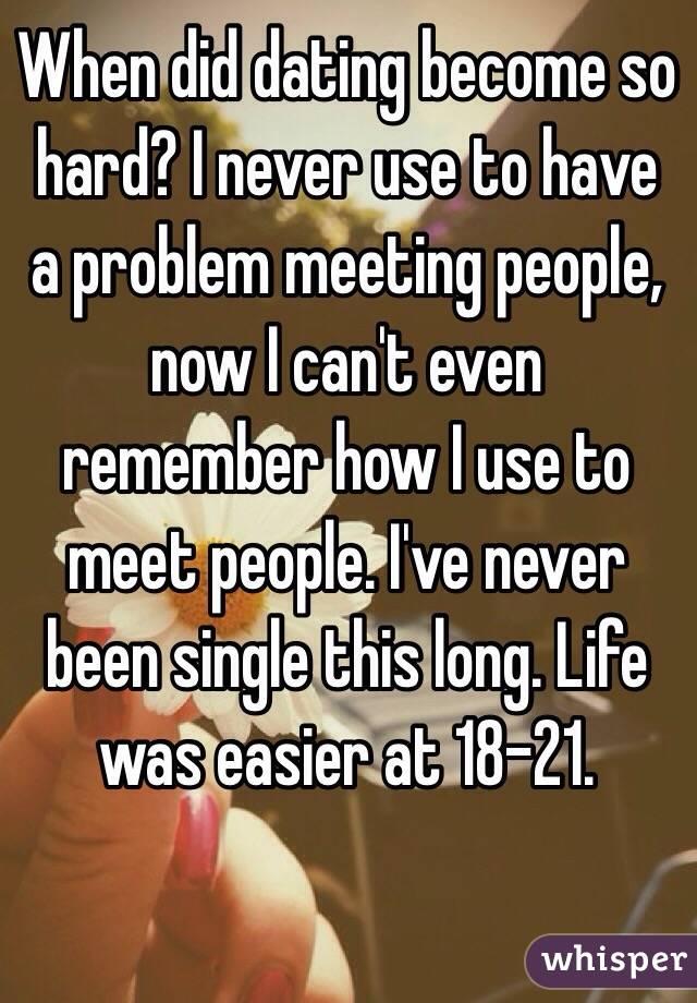 Meet people now