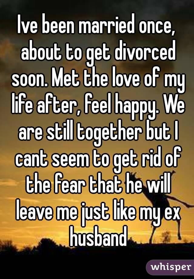 Divorced but still together