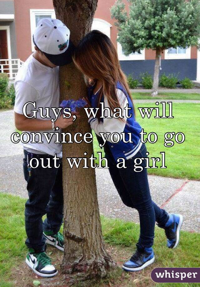 How To Go Up To A Girl