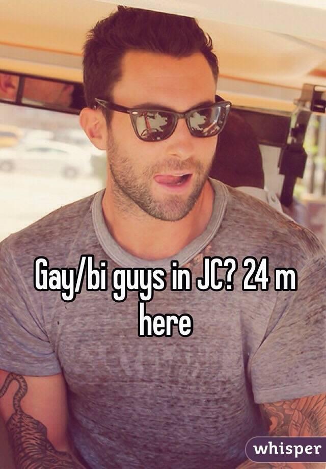 Gay/bi guys in JC? 24 m here
