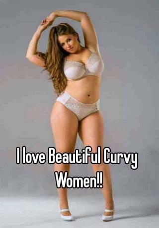 Beautiful curvy women gallery