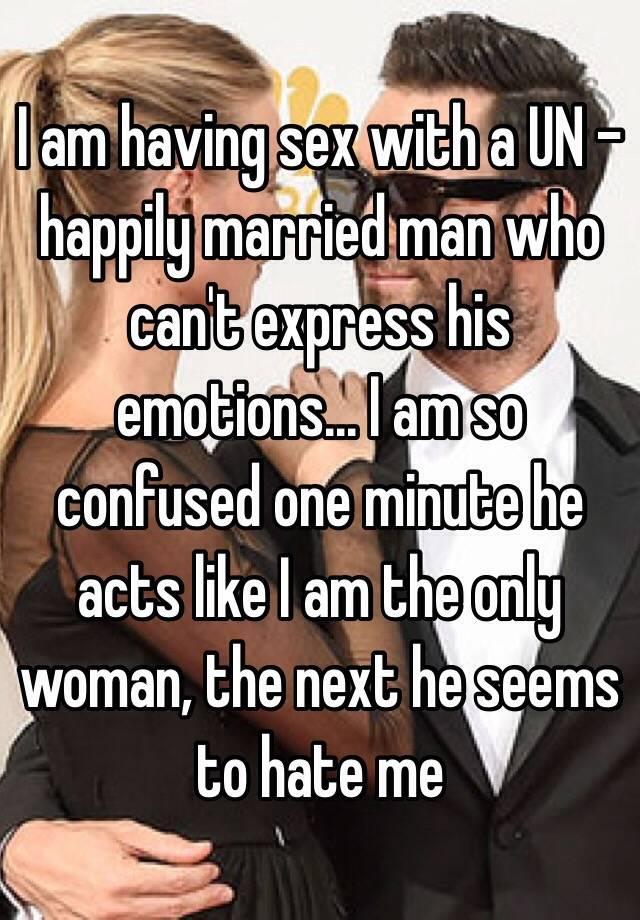 Please I am having sex afraid, that
