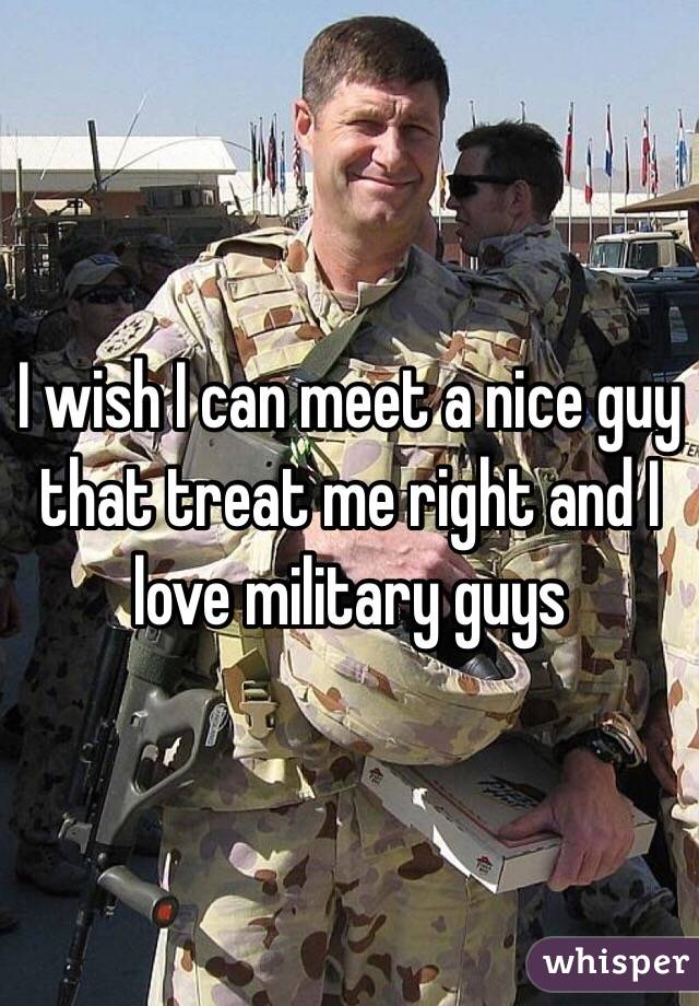 Meet army guys