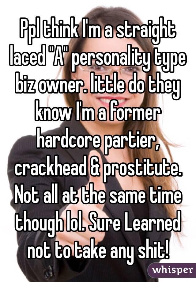 type z personality