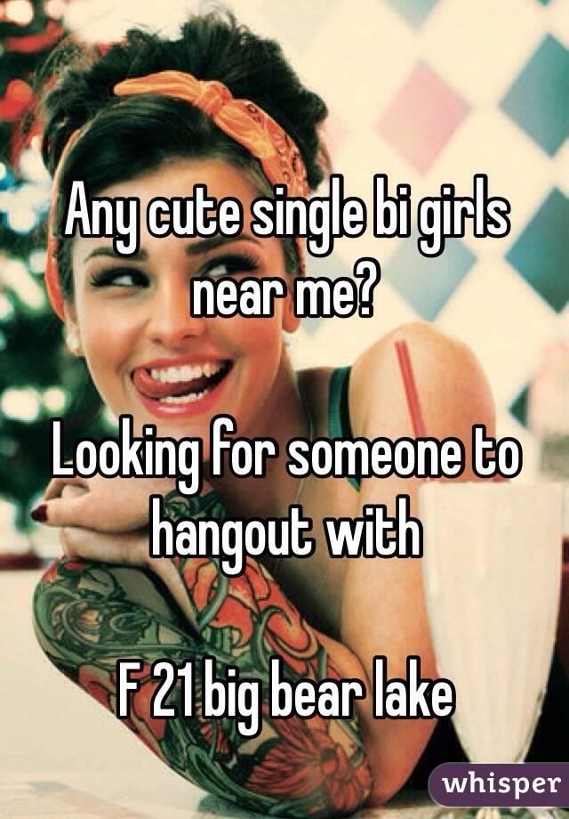 Where do singles hang out near me
