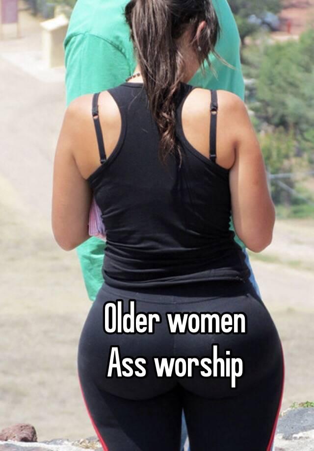 Ass worship photos