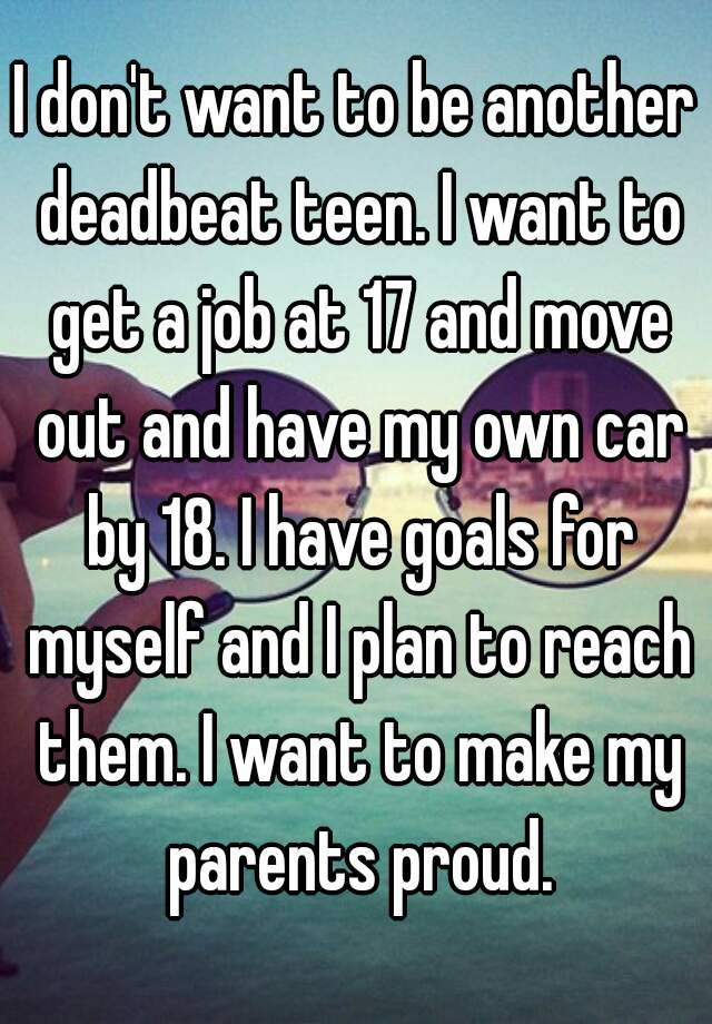 how to get a job teenager