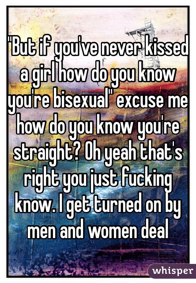 How Do You Know If You Re Bisexual