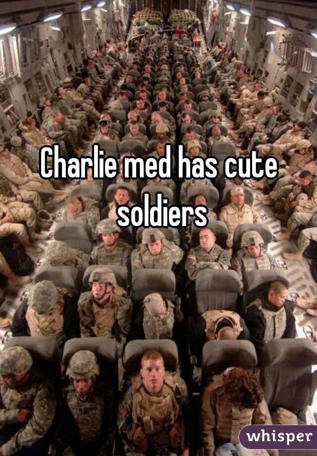 Cute soldiers