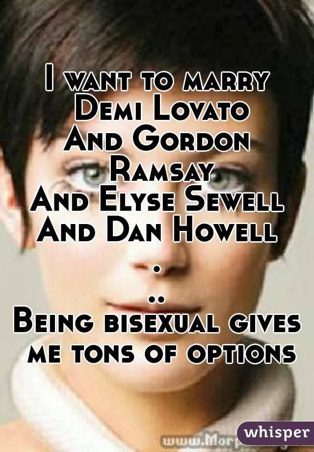 Is gordon ramsay bisexual