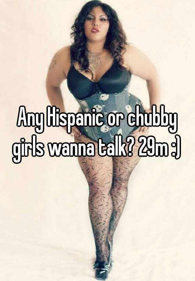 Chubby latina texas