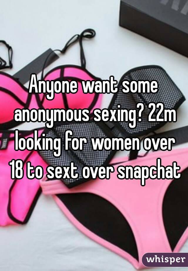 Sexing snapchat