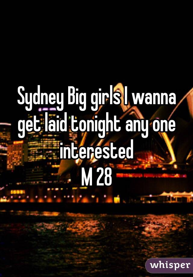 get laid in sydney