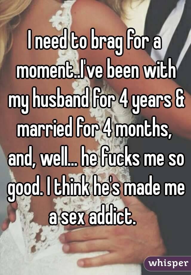 How my husband fucks me