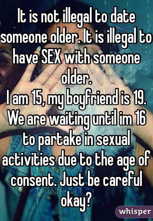 Ellegal age sex