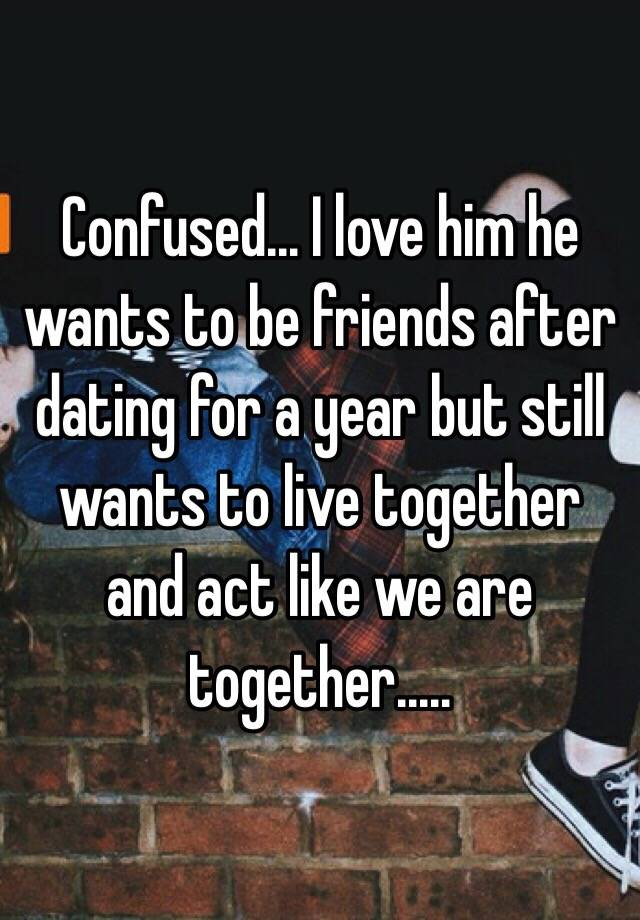 Can You Be Friends After Dating